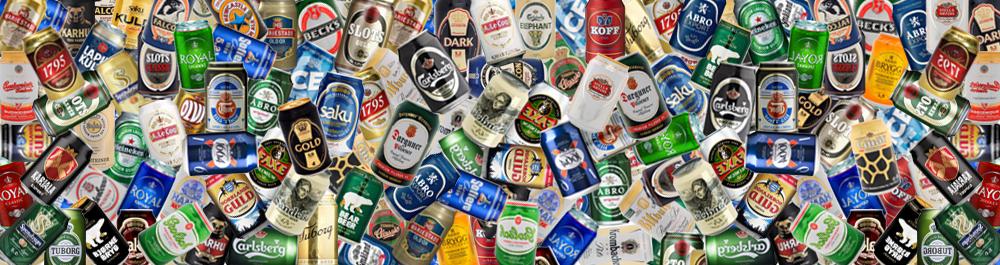 Gemischte Biere