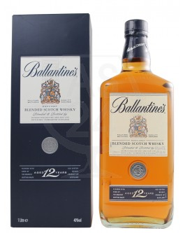Ballantines Gold Seal 12y