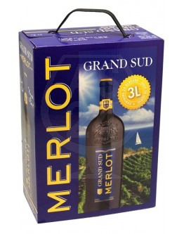 Grand Sud Merlot 3,0l