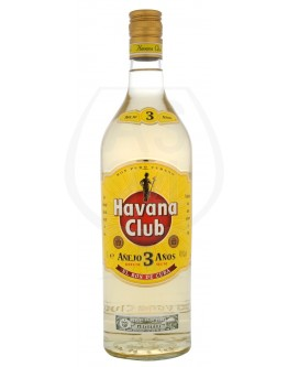 Havana Club Añejo 3