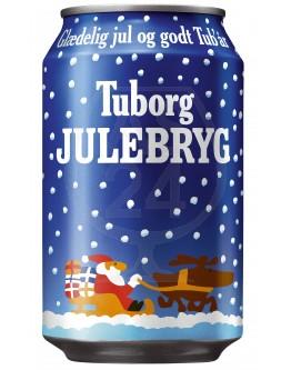Tuborg Julebryg 24x0,33l