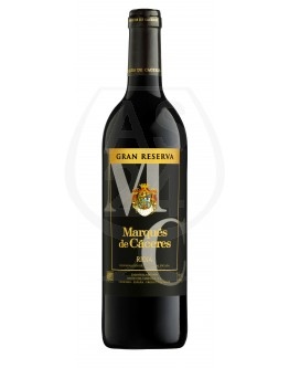 Marqués de Cáceres Gran Reserva Rioja 0,75l