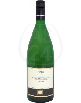 Herrenberg-Honigsäckel Chardonnay trocken 1,0l