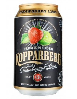 Kopparberg Strawberry-Lime 12x0,33l