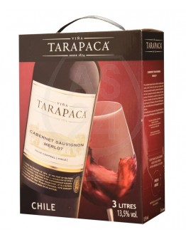 Viña Tarapaca Cabernet Sauvignon Merlot 3,0l