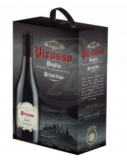 Pirosso Puglia Primitivo 3,0l