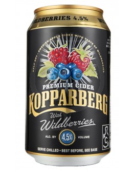 Kopparberg Wildberries 24x0,33l
