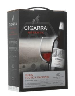 Cigarra Reserva Shiraz 3,0l
