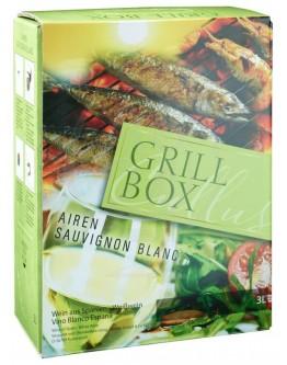 Grillbox Airen/Sauvignon Blanc 3,0l