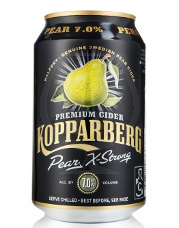 Kopparberg Pear X-Strong 24x0,33l