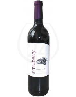 Mooiplaas The Mulberry Shiraz 0,75l