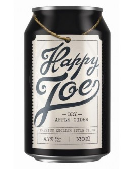 Happy Joe Dry Apple 24x0,33l