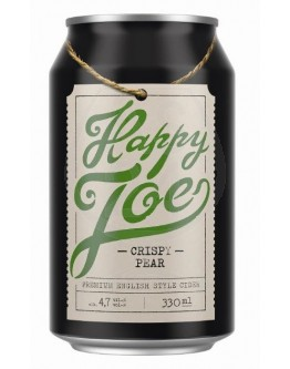Happy Joe Crispy Pear 24x0,33l