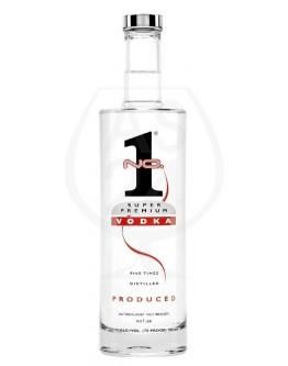No. 1 Premium Vodka 1,0l