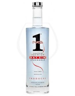 No. 1 Premium Dry Gin 1,0l