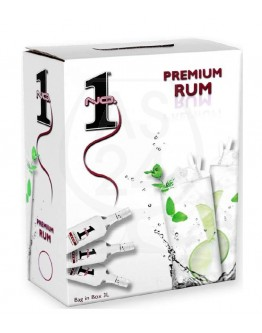 No. 1 Premium Rum 3,0l
