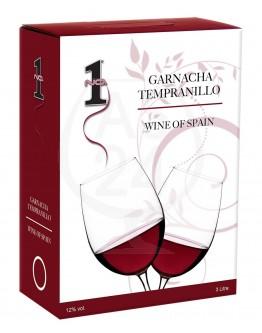 No. 1 Garnacha Tempranillo 3,0l