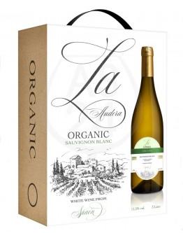 La Andera Organic Sauvignon Blanc 3,0l