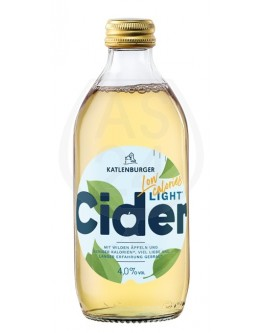 Katlenburger Light Cider
