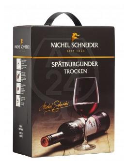 Michel Schneider Spätburgunder trocken 3,0l