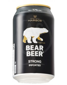 Bear Beer Strong 7,7% 24x0,33l