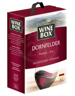 Wine Box Dornfelder Dry 3,0l