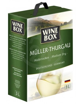 Wine Box Müller-Thurgau Medium Dry 3,0l