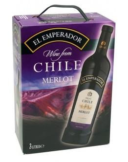 El Emperador Merlot 3,0l