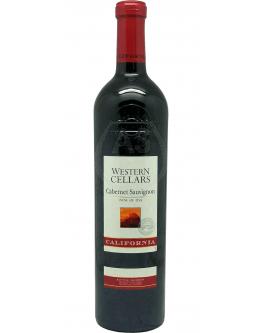 Western Cellars Cabernet-Sauvignon 0,75l