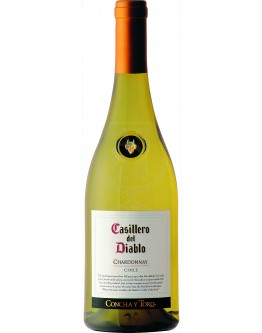 Casillero del Diablo Chardonnay 0,75l