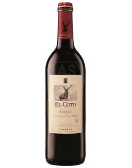 El Coto Rioja Crianza 0,75l