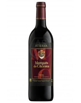 Marqués de Cáceres Reserva Rioja 0,75l