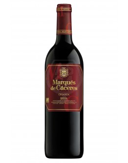 Marqués de Cáceres Crianza Rioja 0,75l