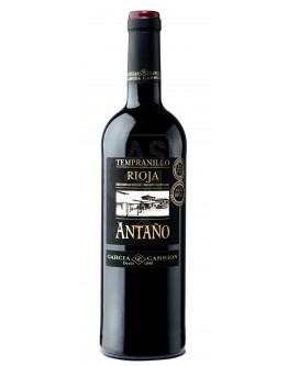 Antaño Rioja Tempranillo 0,75l