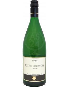 Herrenberg-Honigsäckel Grauer Burgunder trocken 1,0l