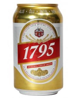 Czech 1795 Original Lager 24x0,33l