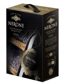 Nerone Negroamaro Primitivo Puglia 3,0l