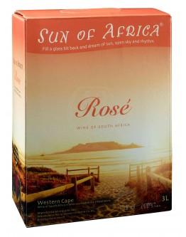 Sun of Africa Cape Rosé 3,0l