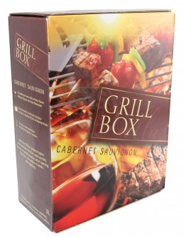 Grillbox Cabernet-Sauvignon 3,0l