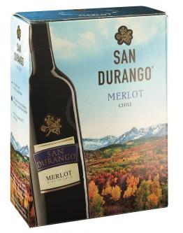 San Durango Merlot BiB 3,0l