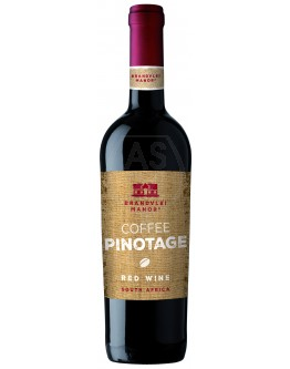 Brandvlei Manor Coffee Pinotage 0,75l