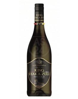 King Shaka Zulu Pinotage 0,75l
