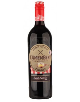 Camembert Syrah Marselan 0,75l