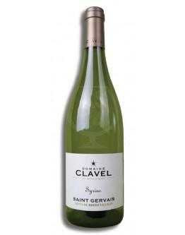 Domaine Clavel Syrius Blanc 0,75l
