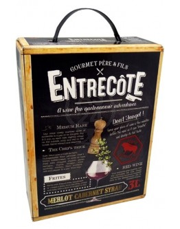 Entrecôte Merlot Cabernet Syrah 3,0l