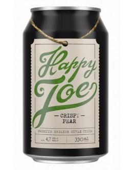 Happy Joe Crispy Pear 24x0,33l