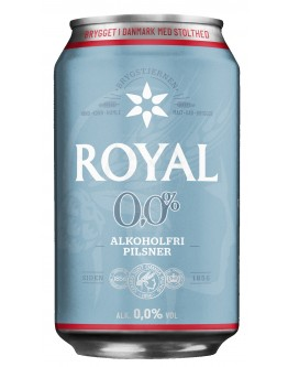 Royal 0,0% 24x0,33l