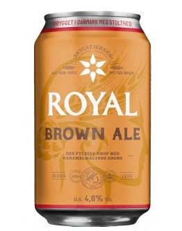 Royal Brown Ale 24x0,33l