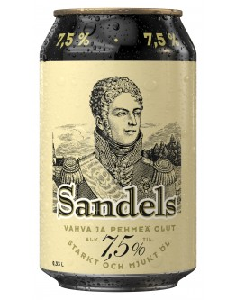 Sandels Strong 7,5% 24x0,33l