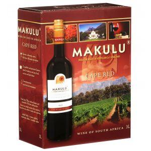 Makulu Cape Red BiB 3,0l